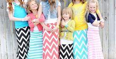 Little Lady Maxi dresses!