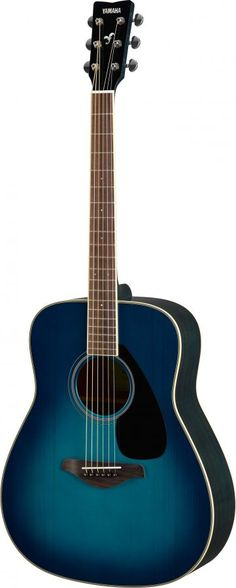 Yamaha FG820 Acoustic Guitar Launched at NAMM 2016