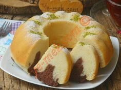 A soft, puffy puff cake recipe that you can easily make without eggs . Cake Recipe Using Buttermilk, Iftar, Hot Dog Buns, Nutella, Cake Recipes, Bread, Cookies, Fruit, Healthy
