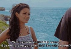 Forgetting Sarah Marshall quote from the movie.