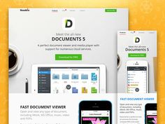 Documents 5 - Landing Page