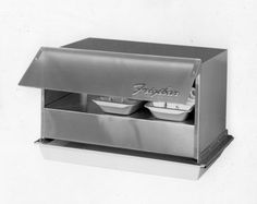 """A 1960's Frigibar stainless steel eutectic evaporator, which was part of the """"Hold Kold"""" refrigeration system.   #ThrowbackThursday #MarineRefrigeration"""