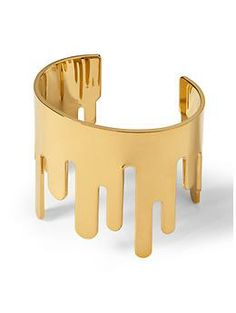 Marc by Marc Jacobs Drippy Metal Cuff | Piperlime 198.00