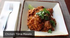 Quick and Easy Chicken Tikka Masala – Creamy #Chicken Curry #Recipe
