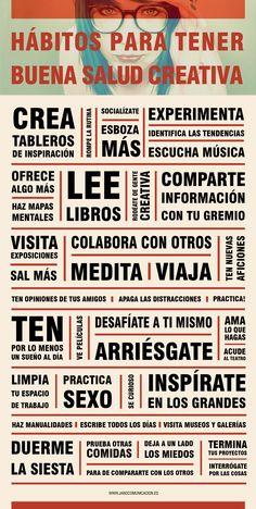 """""""Si te emociona lo que haces, estás creando, de lo contrario estas obedeciendo"""" www.janocomunicacion.es"""