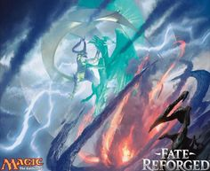 Fate Reforged Spoiler | MTG Visual Spoiler