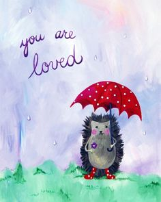 You Are Loved | Cici Art Factory