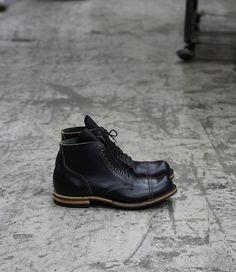 FREE/MAN Journal Viberg Boot: NYC Pop-Up