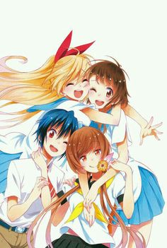 Nisekoi for hours