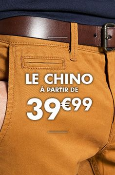 bfca0bbaf1 Pantalon homme , jean homme, chino slim