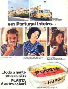 Assim se publicitava a Planta em 1974.