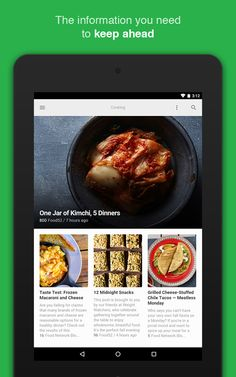 Feedly. Your news reader. - screenshot