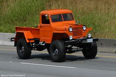 willys pickups | Jeep Willys pickup
