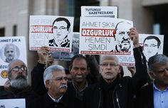 """""""RECORD NUMBER OF JOURNALISTS JAILED TURKEY, CHINA, EGYPT..."""" CPB.  AP-Sik-1.jpg"""