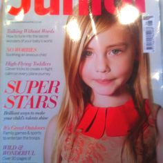 The Blossom Method made headlines in the August 2012 edition of Junior Magazine. We had a three-page feature inside too!