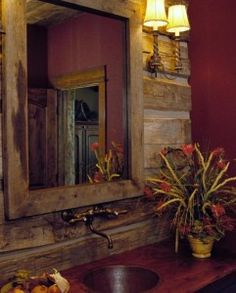 Decorating in Rustic Charm
