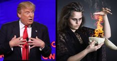 Witches worldwide are planning to cast a spell on Donald Trump on February 24th. Here's how to join them.