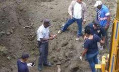 Encuentran enterrado hombre reportado como desaparecido
