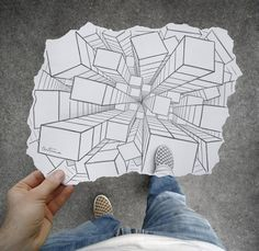 33 Amazing Creative Drawing Vs Photography by Ben Heine!