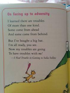 Dr.Seuss was a badass