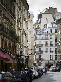 Rue du Bac by Prof. Tournesol, via Flickr