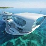 Marine Research Center Bali, Indonesia Building