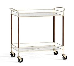 Brady Bar Cart #potterybarn