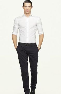Camisas Blancas Para Hombre Wrangler | por Byron en marzo 20, 2012