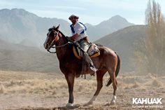 Cabalgatas en Mendoza - Kahuak