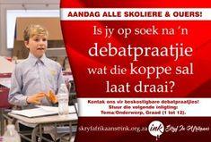 Ink skryf in Afrikaans - INK Today Quotes, Afrikaans, Faith, Ink, Words, Afrikaans Language, Believe