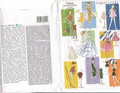 Free Copy of Pattern - Vogue 7559
