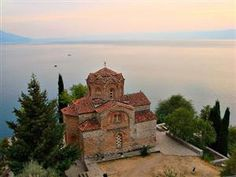 #St. John at Kaneo - Ohrid, Macedonia  -We cover the world over 220 countries, 26 languages and 120 currencies hotel and flight deals.guarantee the best price multicityworldtravel.com