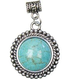 Darice Pendant Sets-Round Turquoise 1/Pkg at Joann.com http://www.joann.com/darice-pendant-sets-round-turquoise-1-pkg/10934248.html#prefn1=isProjectstart=10sz=18prefv1=false