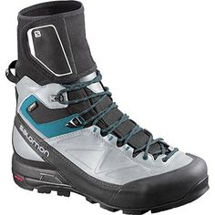 Salomon X-ALP PRO GTX Boot - Women s Black   Light Onix   Boss Blue · Scarpe  Da TrekkingCampeggio ... 52bf7c1a37b
