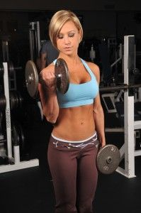 Train Like A Man To Look Like A Woman