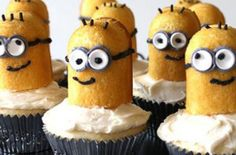 minions!!! I need an occasion to make these!!!!
