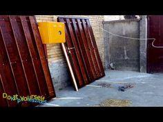 pregătirea porții - YouTube Gate Preparation, Make It Yourself, Outdoor Decor, Youtube, Home Decor, Interior Design, Home Interiors, Decoration Home, Youtubers