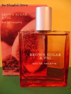 My fave perfume... unfortunately its discontinued. :(  good thing I bought 3 of them on ebayyyy!  Bath n Body Works. Brown Sugar and fig.