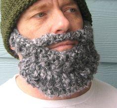 Beanie Hats Santa Beard And Hat Patterns On Pinterest