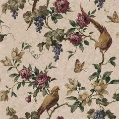 4walls OA8194 Outdoor Adventures Pheasant Trail Wallpaper