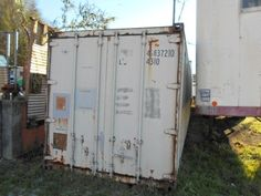40' Steel Storage Container Used Seattle WA