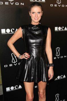 Nicky Hilton launch of DEVON Flagship