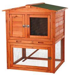 TRIXIE Pet Products Rabbit Hutch with Peaked Roof, Small ... https://www.amazon.com/dp/B00CXQG5OE/ref=cm_sw_r_pi_dp_x_6zEVxbXDRJ6FV