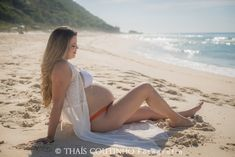 ensaio gestante praia rj  pregnant photo shoot beach