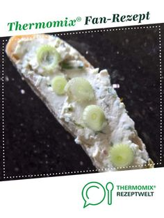 Frischkäse Schnittlauch Aufstrich von UdoSchroeder. Ein Thermomix ® Rezept aus der Kategorie Saucen/Dips/Brotaufstriche auf www.rezeptwelt.de, der Thermomix ® Community.