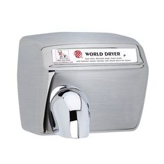 Bathroom Hand Dryers Style world dryer dxm5-97 airmax high speed heavy duty automatic hand