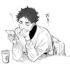 #akaashi #hq