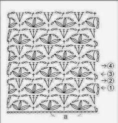 Australian wholesale yarn distributor specialising in unique hand dyed yarn from South Africa. Crochet Diagram, Crochet Chart, Crochet Motif, Crochet Doilies, Crochet Lace, Crochet Stitches, Lace Patterns, Stitch Patterns, Crochet Patterns