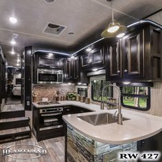 Take a quick tour of the 2018 Road Warrior 427. This fave floorplan features a 12.5' garage, side patio, and 1.5 baths. #heartlandrvs #roadwarrior #rv #rving #rvlife #toyhauler #floorplans #video