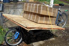 47: Yet another CETMA cargo bike | Flickr - Photo Sharing!